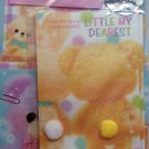 Q-Lia Japan Little My Dearest Letter Set Kawaii