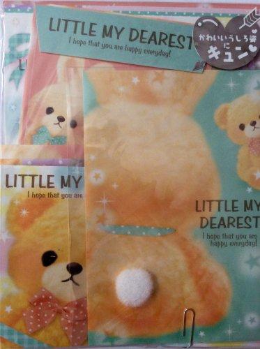 Q-Lia Japan Little My Dearest Letter Set Kawaii