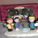 1995 Hallmark PEANUTS CHARLIE BROWN CHRISTMAS Ornaments
