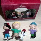 Hallmark 1998 Club Edition Peanuts FOLLOW THE LEADER