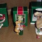 Hallmark Moustershire Christmas, Cinnamon Bear, Russian