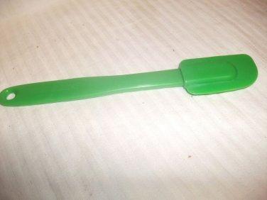 """Farberware Mini Spatula Neon Lime Green 7 1/2"""""""