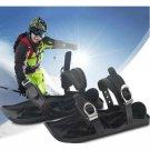 SkiShoes-Mini Sled Snow Board Ski Boots Ski Shoes