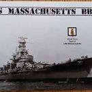 Piece of Wood From USS Massachusetts