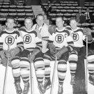 Boston Bruins Players 1952 Photo