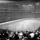 Chicago Stadium February 1930 Before Blackhawks vs Bruins Game Photo