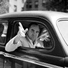 Mickey Cohen and Johnny Stompanato, Chicago, 1950 Photo