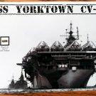 Piece of Wood From USS Yorktown CV-10