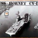 Piece of Wood From USS Hornet CV-12