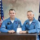 Gemini VIII Crew David Scott and Neil Armstrong Photo