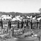 Camp of 30th Pennsylvania Infantry 1861 Photo