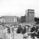 Public Square, Cleveland, Ohio About 1910 Photo