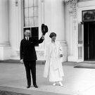 Calvin and Grace Coolidge Photo
