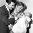 Eddie Fisher, Debbie Reynolds, Carrie Fisher 1957 Photo