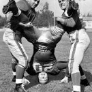 Cleveland Rams Players 1940 Photo