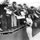 New York Yankees Joe Dimaggio Signs Autographs 1938 Photo