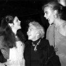 Gilda Radner, Mary Welsh Hemingway, and Margaux Hemingway at Studio 54 1978 Photo