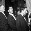 Joey Bishop, Dean Martin, Frank Sinatra, and Jack Entraller Photo