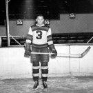 Boston Bruins Flash Hollett Photo