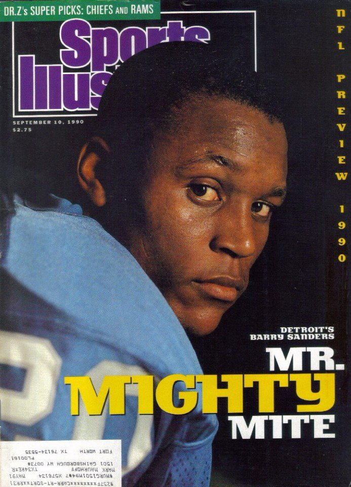 Sports Illustrated Magazine, September 10, 1990, NFL Preview