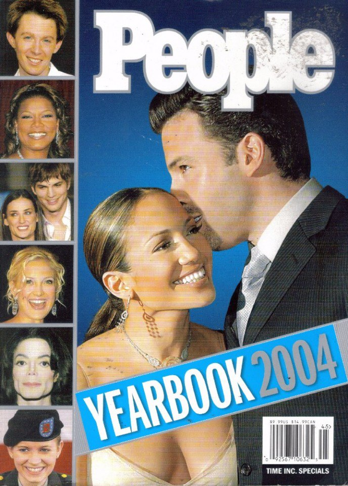 People Celebrity Weekly Yearbook 2003