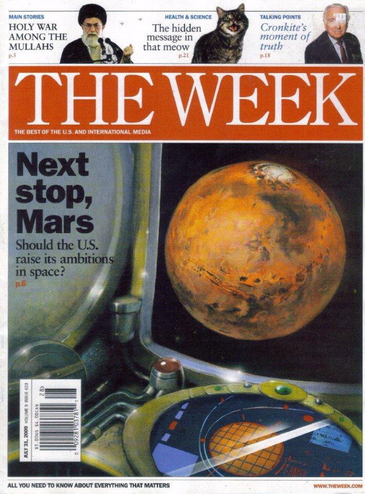 The Week Magazine, July 31, 2009