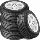 4 Goodyear Assurance Fuel Max P225/55R17 95H All Season Fuel-Efficient A/S Tires