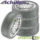 4 Achilles Desert Hawk UHP 255/50R19 107V XL All Season Performance SUV Tires