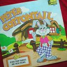 Disney's Peter Cottontail 1972 Vinyl LP Record