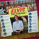 Elvis For Everyone! Vintage 1965 Vinyl LP Record