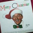 Bing Crosby Merry Christmas 1980 Vinyl LP Record