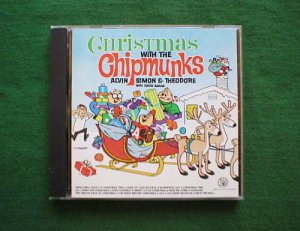 Christmas With The Chipmunks 1963 Music CD