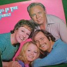All In The Family Carroll O'Connor 1971 LP Record