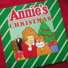 Annie's Christmas 1982 Children's Vinyl LP Record