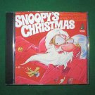 Snoopy's Christmas Classic Childrens LP on Music CD