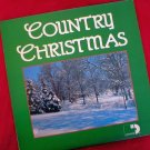 Country Christmas Sessions Compilation LP Record