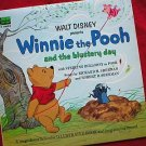 Disney's Winnie The Pooh LP Record and Book