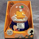 Snoopy Peanuts Halloween Musical Snow Globe - New