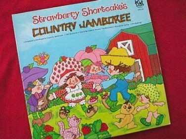 Strawberry Shortcake's Country Jamboree Record