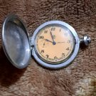 Watch USSR Zipper pocket antique item.