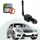 Anti-positioning GPS Signal Blocker Car Jammer - Black