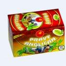 English Tea 40g - 20 Cut Tea Bags - Natural Herbal Dried Herbs Organic BlackTea