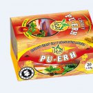 Pu Erh Tea 40g - 20 Cut Tea Bags - Natural Herbal Dried Herbs Organic BlackTea