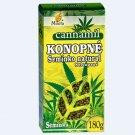 Hemp Seed Natural 180g - Cannabis Sativa - Organic Herbal Dried Loose Tea