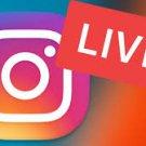 1000 Instagram Go Live Views + Comments 30min