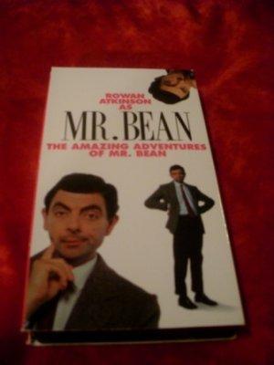 Mr. Bean*Rowan Atkinson*The Amazing Adventures of Mr. Bean