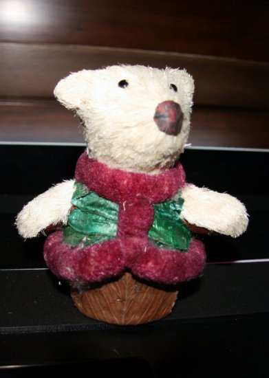 Eco friendly craft - Bear