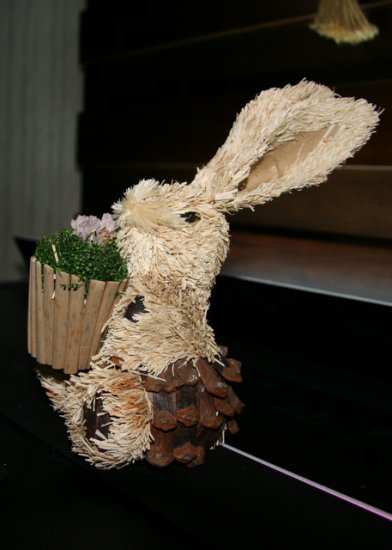 Eco friendly craft - Rabbit