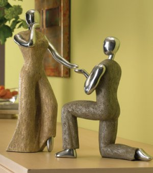 Proposal Statuettes