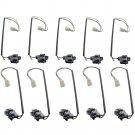 10pcs Washing Machine Door Lid Switch For Whirlpool Kenmore Part 3949247 3949237
